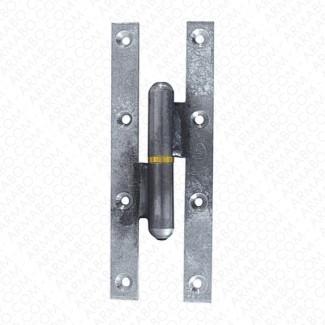Charnières pommelles métalliques Armabo
