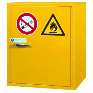 Armoire de sécurité isolée KLEE M10 - filtration solvants