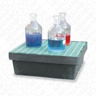 Bac de rétention PE - 15 litres