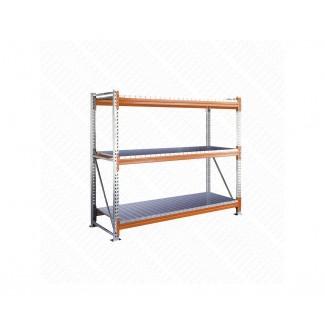 Rack Plex platelage acier 3 niveaux - Kit départ 5C