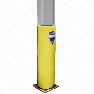 Protection de rayonnage en PE - 70 à 87 mm