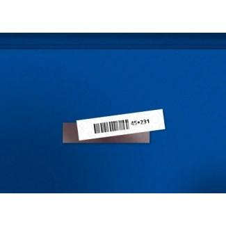 Étiquettes magnétiques - H15 x L65mm