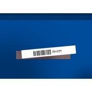 Étiquettes magnétiques - H15 x L100mm