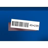 Étiquettes magnétiques - H30 x L100mm