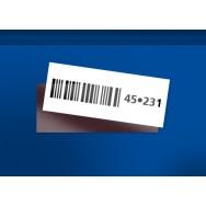 Étiquettes magnétiques - H40 x L100mm