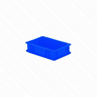 Bacs plastique gerbables 2,7L - 25KG - Lot de 8
