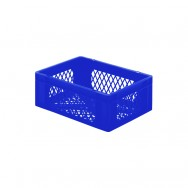 Bacs plastique gerbables 13L - 20KG - Lot de 4