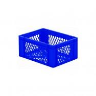 Bacs plastique gerbables 15L - 20KG - Lot de 4