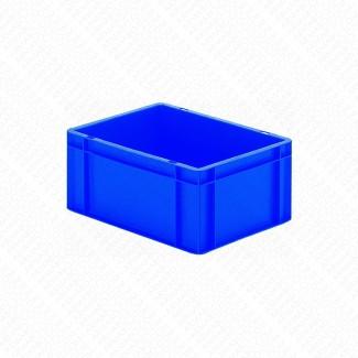 Bacs plastique gerbables 15L - 35KG - Lot de 4
