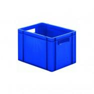 Bacs plastique gerbables 24L - 40KG - Lot de 4