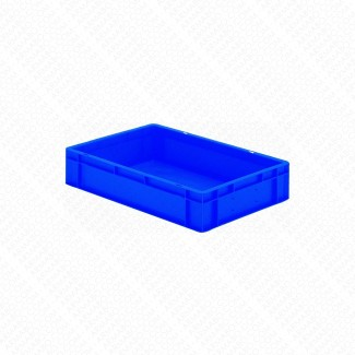 Bacs plastique gerbables 22L - 40KG - Lot de 2