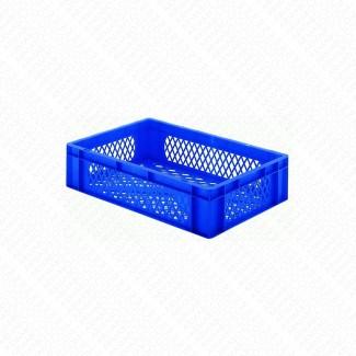Bacs plastique gerbables 26L - 30KG - Lot de 2