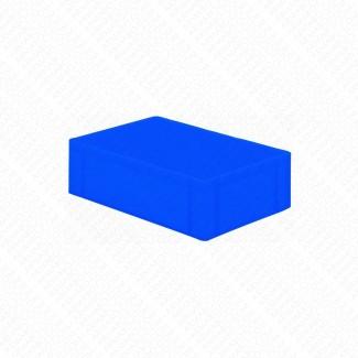 Bacs plastique gerbables 33L - 45KG - Lot de 2