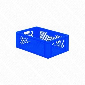 Bacs plastique gerbables 40L - 40KG - Lot de 2