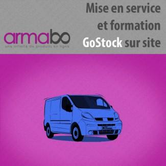 Mise en service et formation à l'utilisation de GoStock