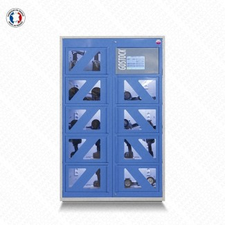 GoStock Lockers automatique X20 - Esclave