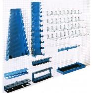 Kit crochets pour panneau perforé - X43