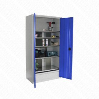 Armoire haute Armabo - 2 tiroirs et 7 cloisons
