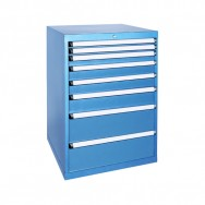 Armoire à tiroirs JET - 8 tiroirs