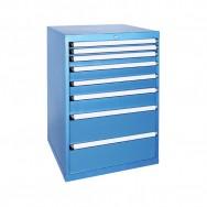 Armoire à tiroirs JET - 8 tiroirs de 19 compartiments