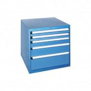 Armoire à tiroirs JET - 5 tiroirs de 19 compartiments